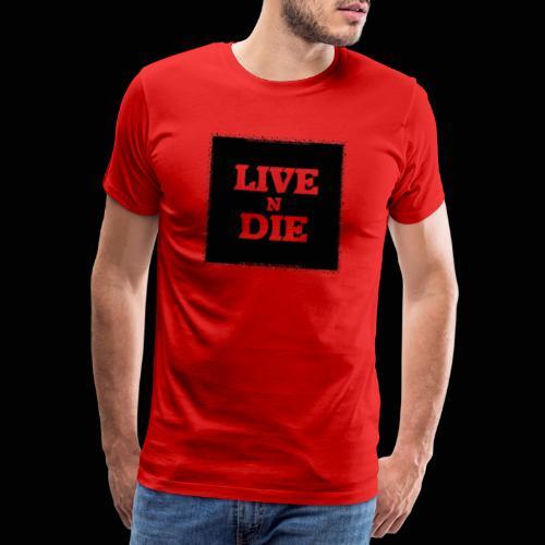 LND BLACK BoX - T-shirt Premium Homme