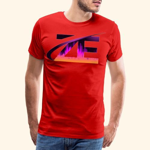 Official ZE's logo - Men's Premium T-Shirt