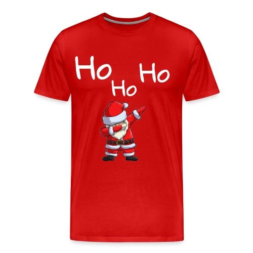 Ho Ho Ho Dab - Männer Premium T-Shirt