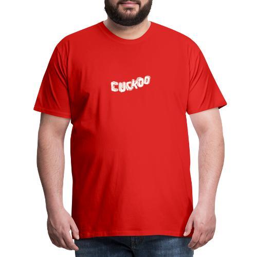 CUCKOO - Men's Premium T-Shirt