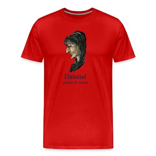 Bruja daimieleña - Camiseta premium hombre
