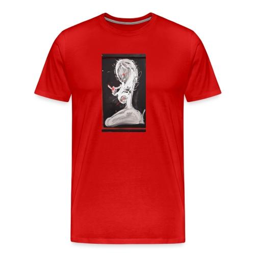 WOMAN - Maglietta Premium da uomo
