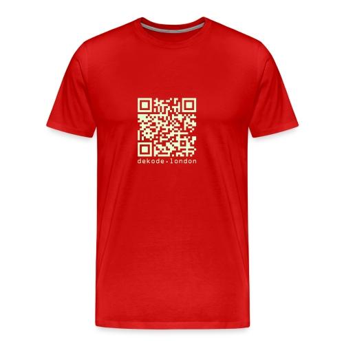 This Is Not Terrorist - Men's Premium T-Shirt