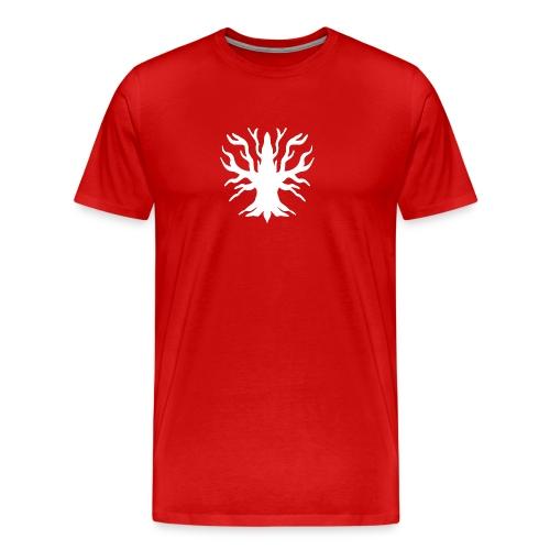 Tree3Solid - Men's Premium T-Shirt