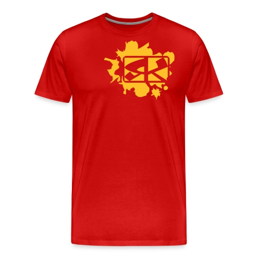 RK tâche - T-shirt Premium Homme
