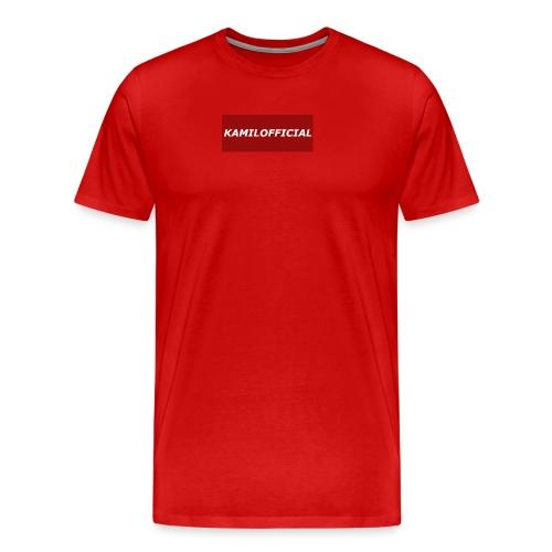 KAMILOFFICIALWEAR - Men's Premium T-Shirt