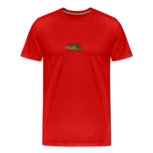 GrassBoys - Men's Premium T-Shirt