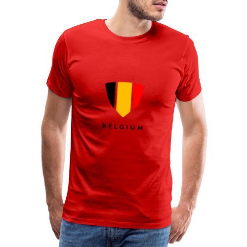 Bouclier de Belgique 2021 - T-shirt Premium Homme