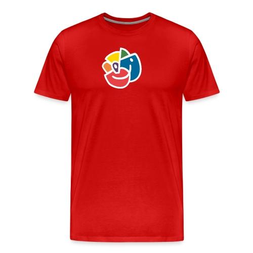 Mångfaldsros - Premium-T-shirt herr