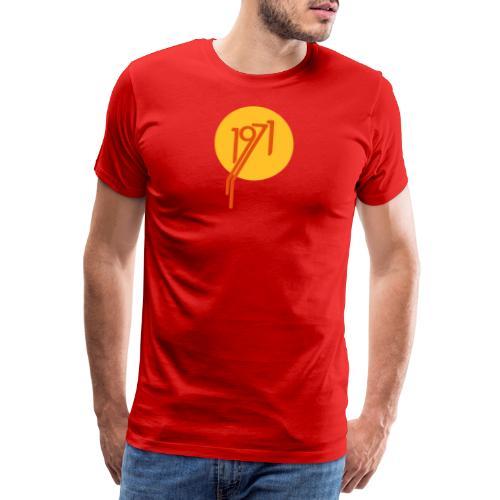 1971 Kreis vr - Männer Premium T-Shirt