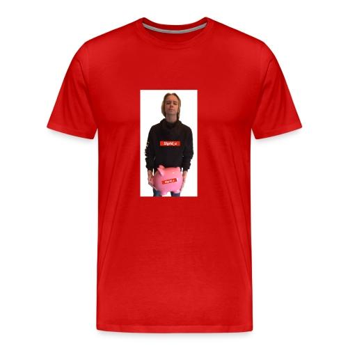 Sigrid_uPhotoTee - Premium T-skjorte for menn