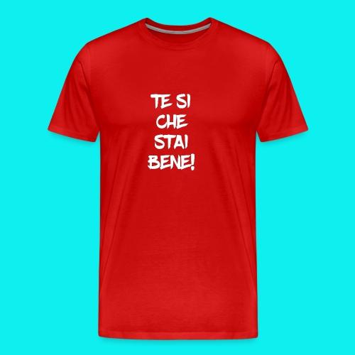 tesiokok - Maglietta Premium da uomo