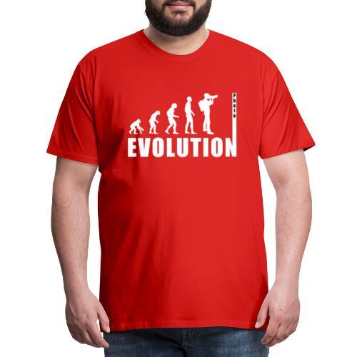 EVOLUTION PHOTOGRAPH - Männer Premium T-Shirt