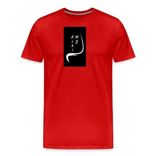 Ethi RJ schwarz - Männer Premium T-Shirt