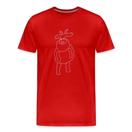 Mähbert - Männer Premium T-Shirt