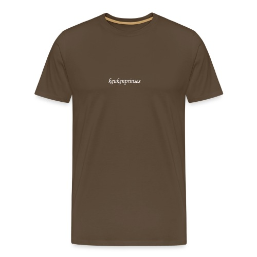 Keukenprinses1 - Mannen Premium T-shirt