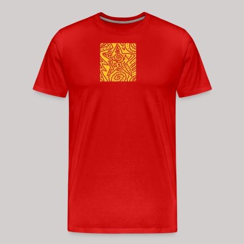 SO S1D3 - Mannen Premium T-shirt
