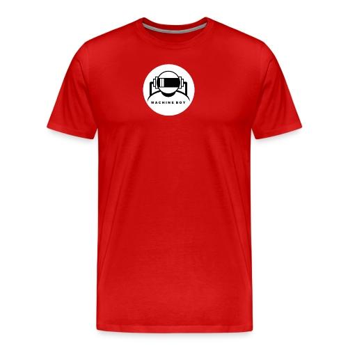 Machine Boy White - Men's Premium T-Shirt