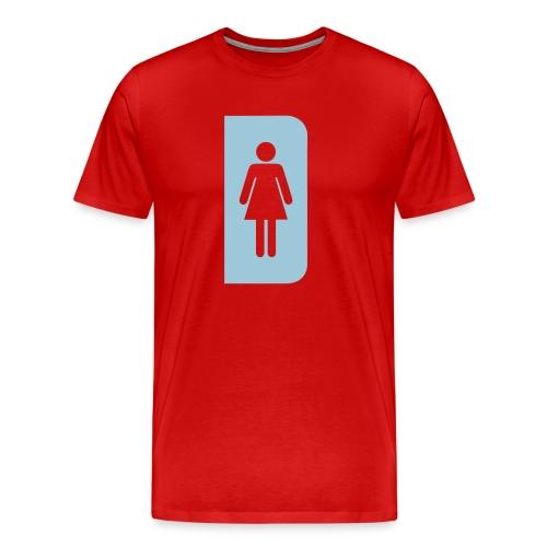 Et alors fille - T-shirt Premium Homme