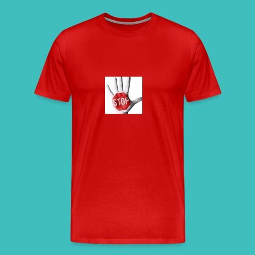 w1cE93O3 - Herre premium T-shirt