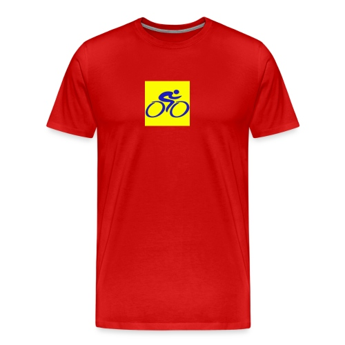 Tour de Epe Logo 2017 2018 1 png - Mannen Premium T-shirt