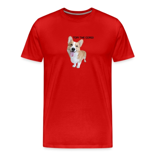 Silly Topi - Men's Premium T-Shirt