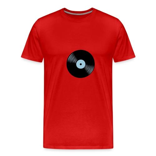 platte - Männer Premium T-Shirt
