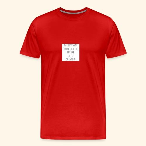 Google Green logo svg - Men's Premium T-Shirt