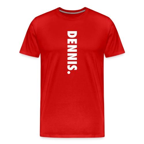 Dennis png - Männer Premium T-Shirt