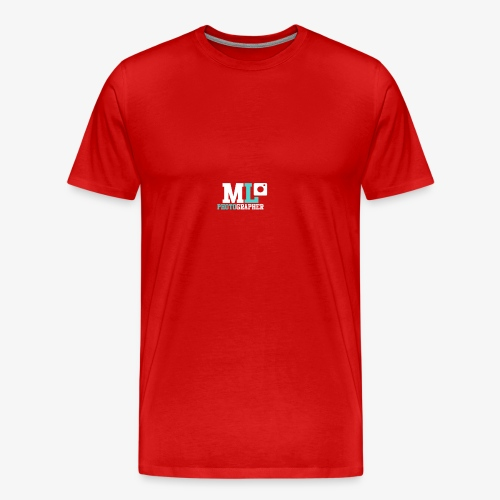 ML photographer - Icon - Maglietta Premium da uomo