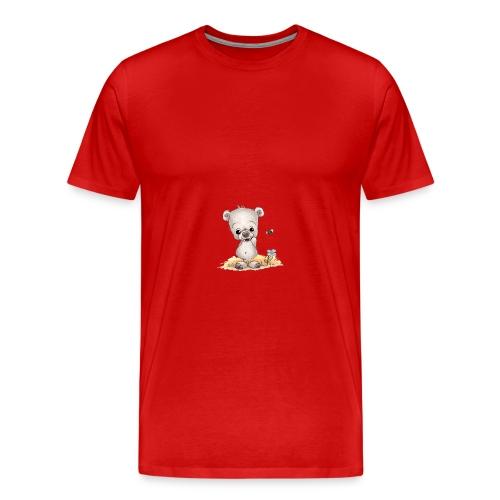 Noah der kleine Bär - Männer Premium T-Shirt