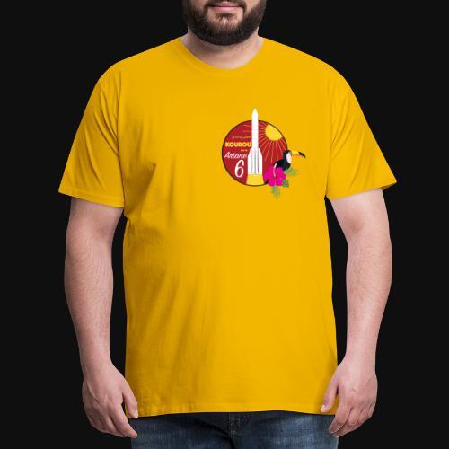 Ariane 6 by Itartwork - Men's Premium T-Shirt