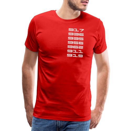 Stuttgart Le Mans 917 - 919 - Men's Premium T-Shirt