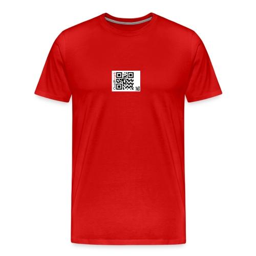 QuatRmark Logo - Men's Premium T-Shirt