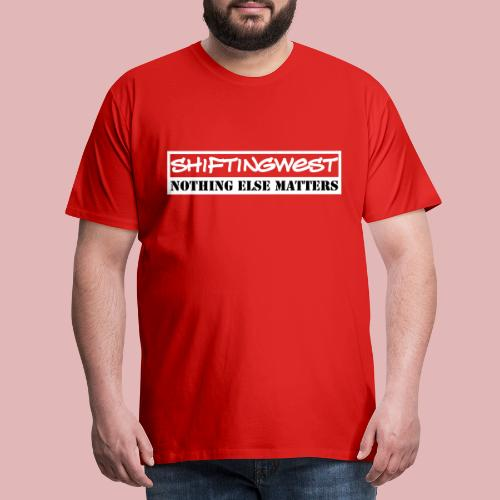 ShiftingWest - Mannen Premium T-shirt