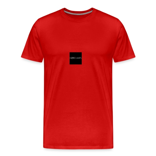 Nzero Limits - Men's Premium T-Shirt