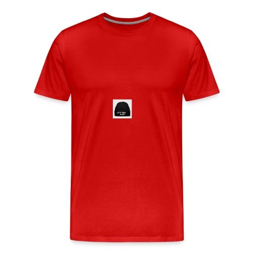 Lost & Found lue - Premium T-skjorte for menn