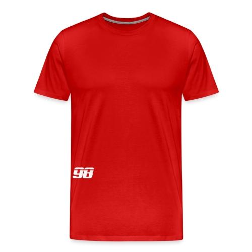 Zeichnung-10 - Männer Premium T-Shirt