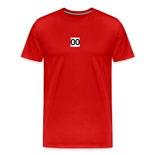00 merch - Men's Premium T-Shirt