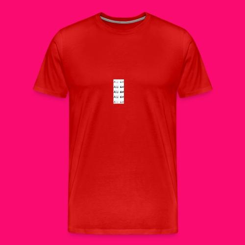 GQ ALL SPORTS - Men's Premium T-Shirt