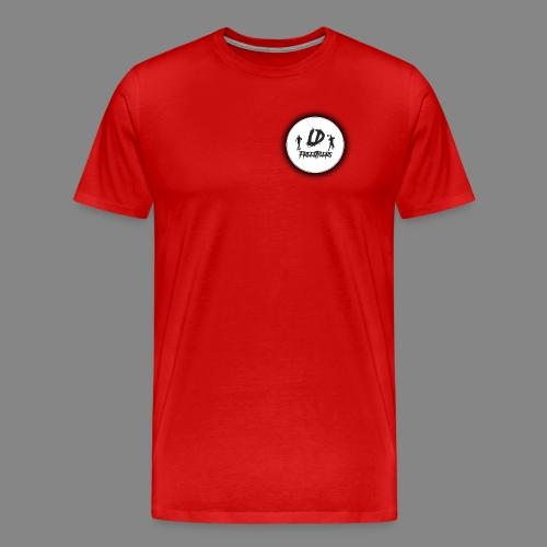 LD Freestylers - Herre premium T-shirt