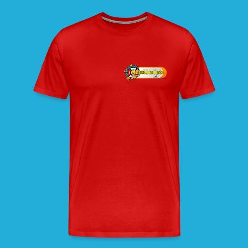 Logo Wasser PNG - Männer Premium T-Shirt