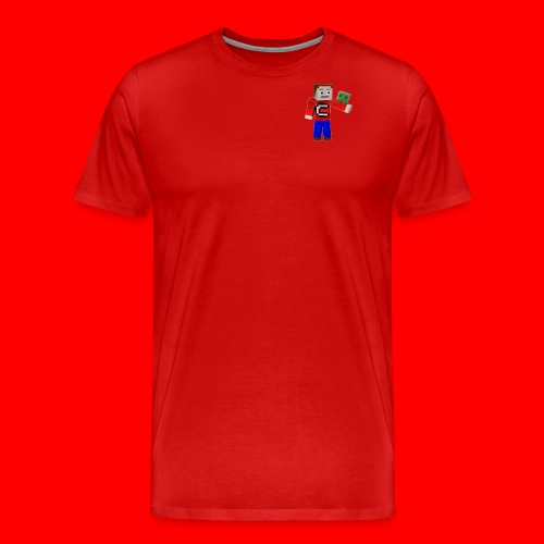 Official COOLKILLER T-Shirts - Men's Premium T-Shirt