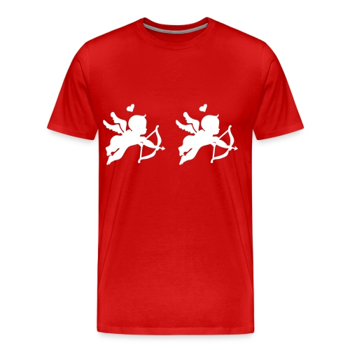 Engelchen - Männer Premium T-Shirt