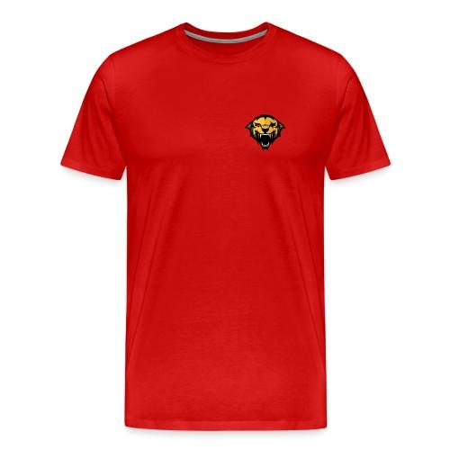 logo trans - Mannen Premium T-shirt