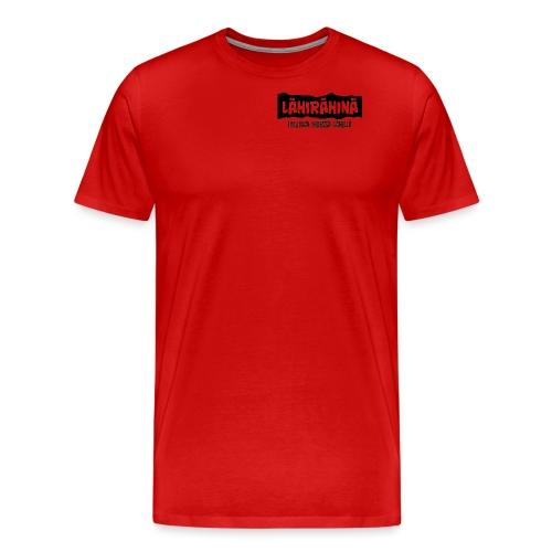 Lähirähinä Officiel - Miesten premium t-paita