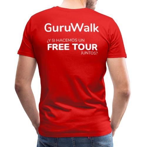 ¿Y si hacemos un free tour juntos? - Camiseta premium hombre