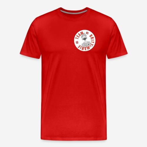 Team Britt-Marie - Premium-T-shirt herr