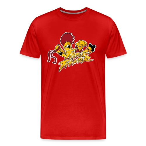 frites_fighters - T-shirt Premium Homme