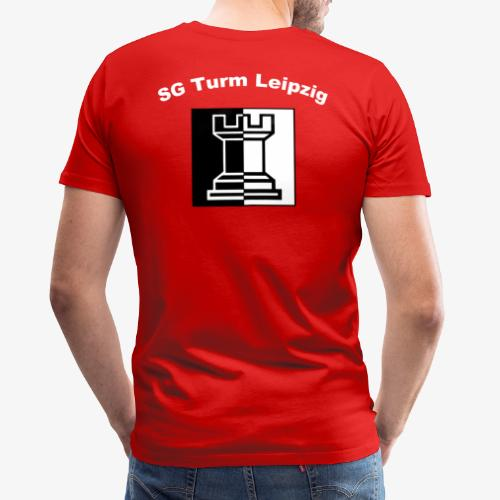 SG Turm T-Shirt für Erwachsene - Männer Premium T-Shirt